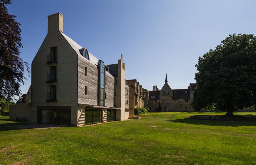 Ripon College Progress