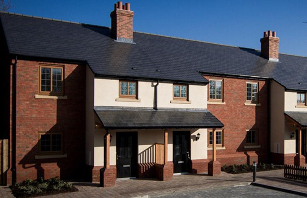 Housing Development At Salter's Lane, Lower Withington