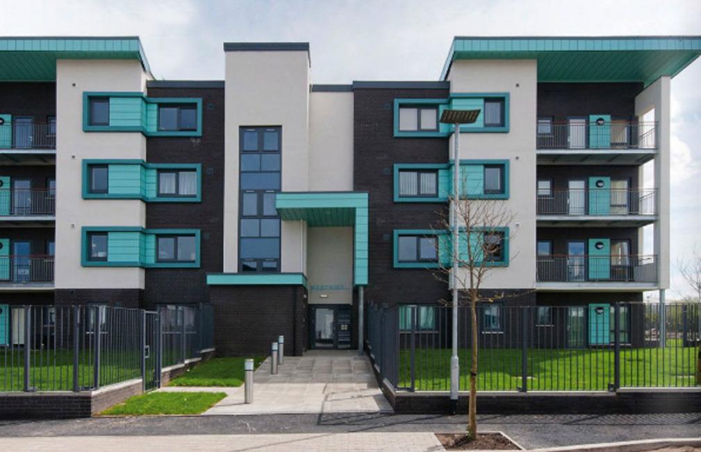 West Gorton Housing