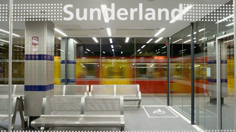 Sunderland Metro Station