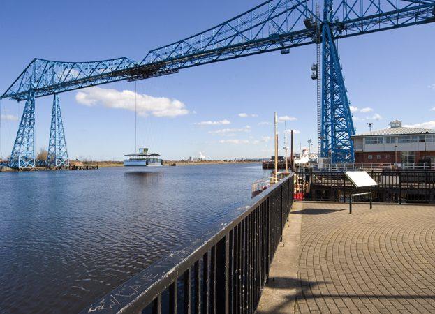 Tees Transporter Bridge
