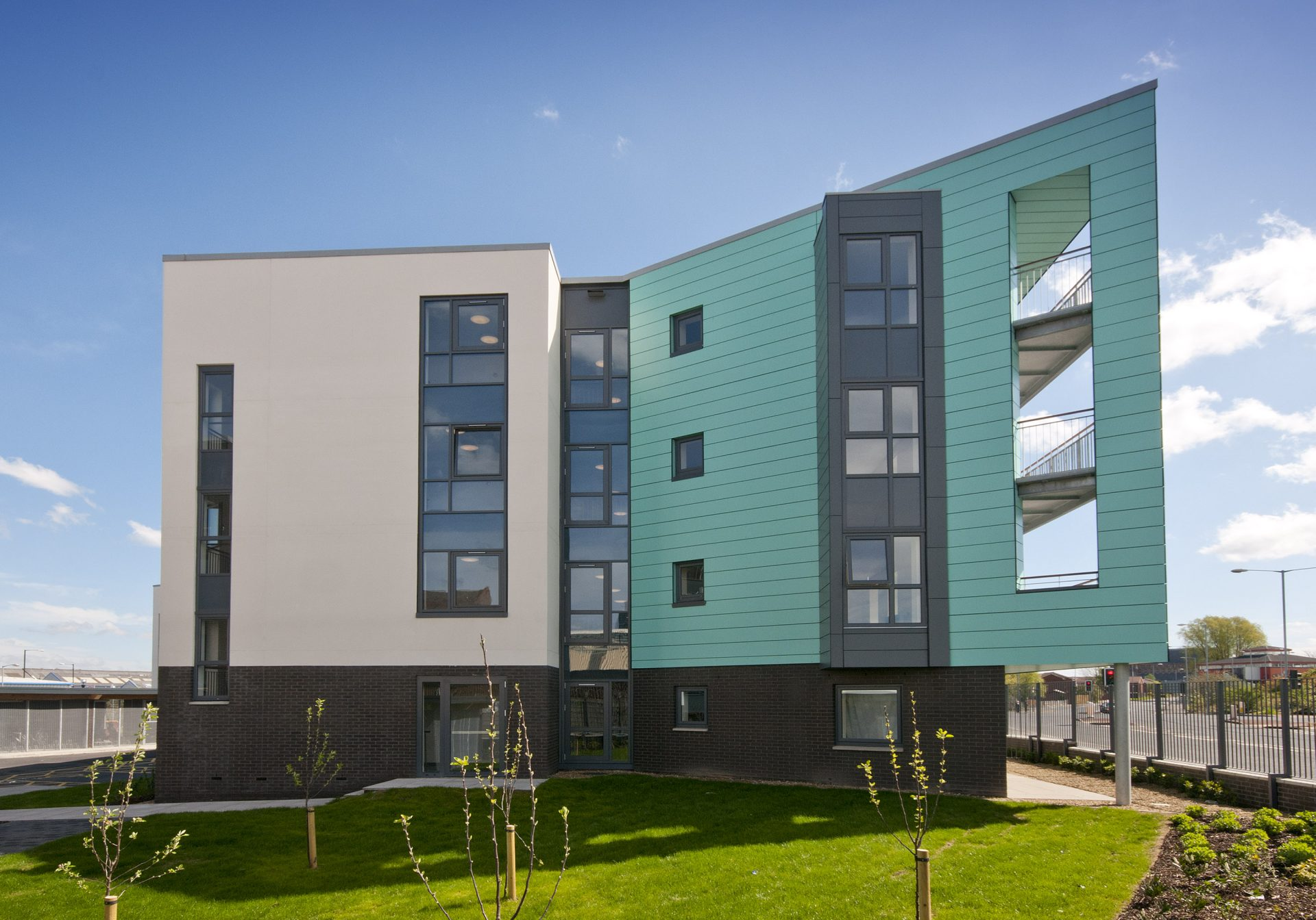 BSP Architecture Submit UK Housing Award Competition Entry For Development Of The Year – Large Scheme