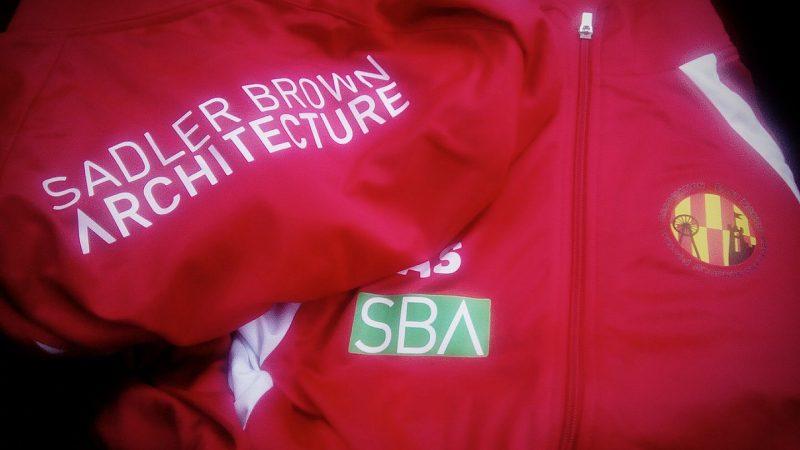 SBA Sponsor Local Youth Football Team