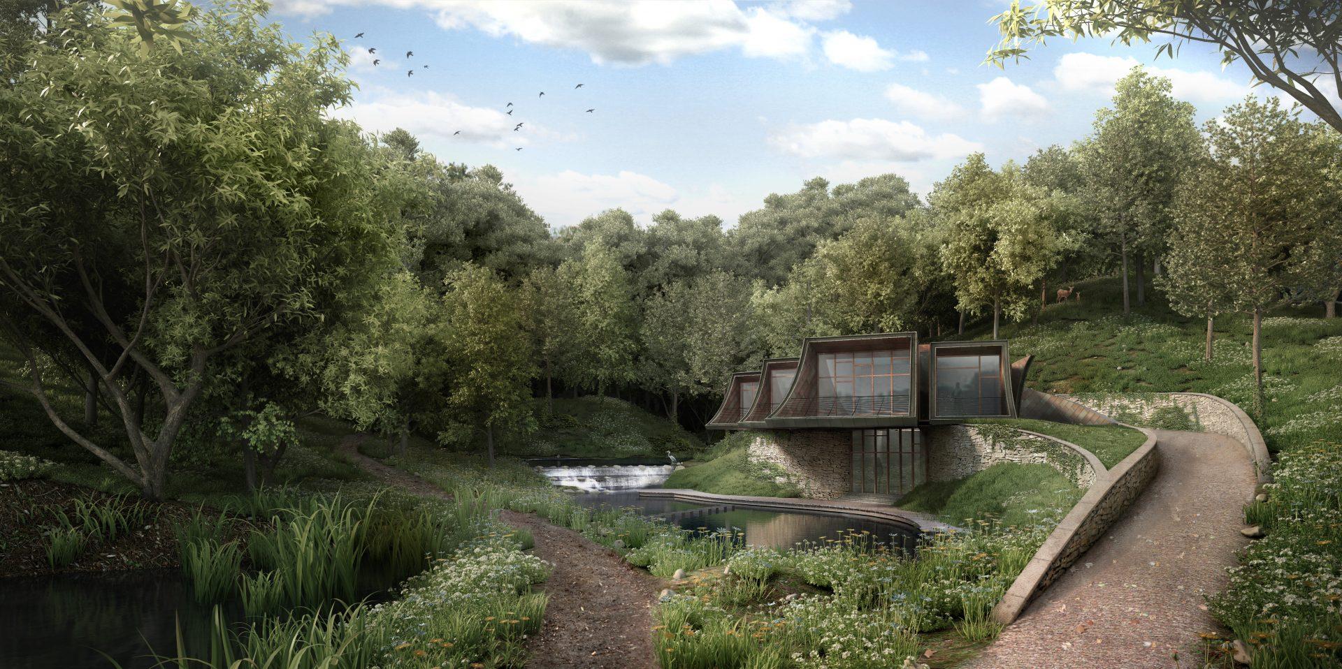 Eagle Hall Woods, Pateley Bridge