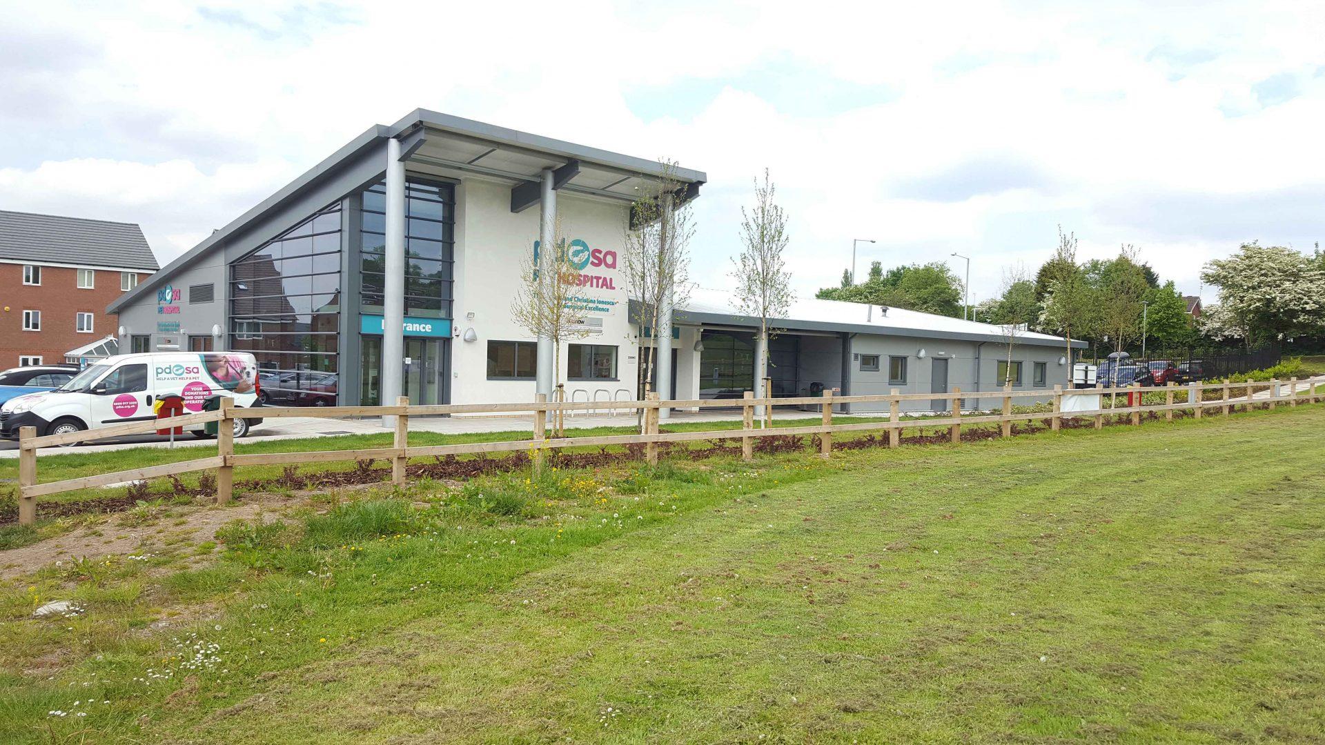 PDSA Petaid Hospital, Oldbury