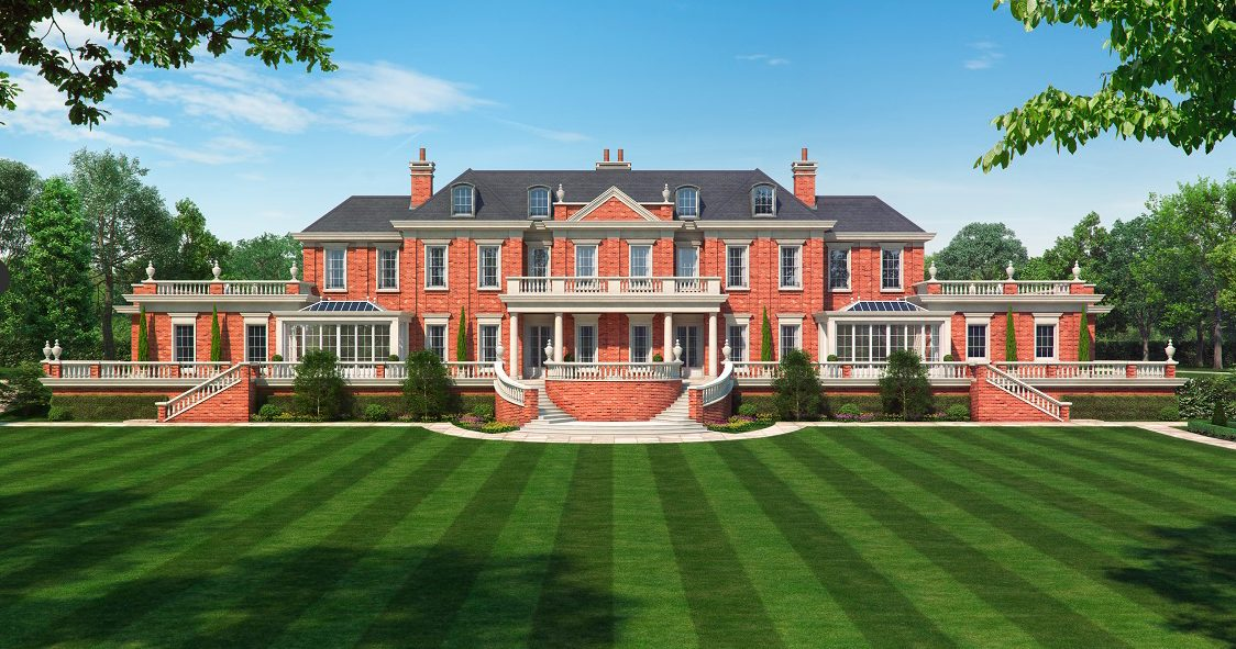 Private House, Sunningdale, Ascot