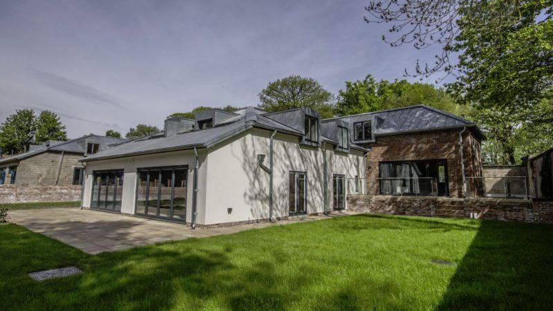 SBA's Walled Gardens In Gosforth Wins Property Award