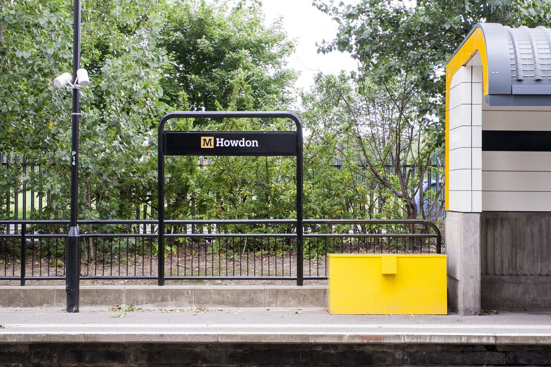 Halt Station