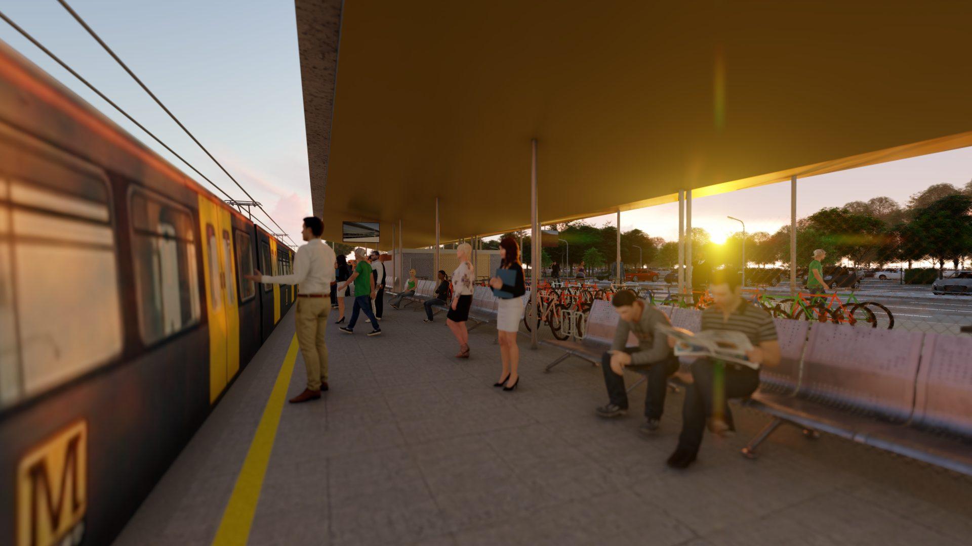 Rail Extension Feasibility