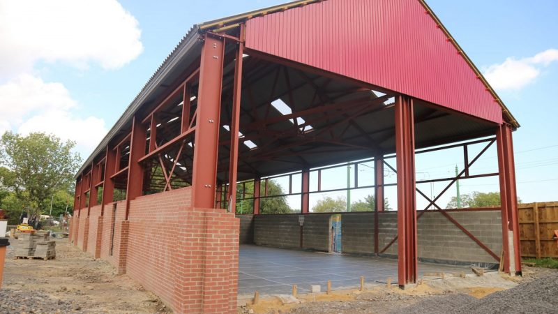 SBA's Beamish Museum Project Takes Shape