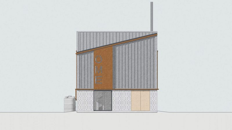 OME experimental research building to be built within heart of Newcastle University